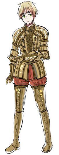 English Armor