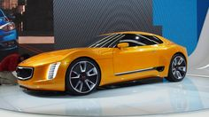 Dazzling Concept Cars at the Detroit Auto Show - PC Mag