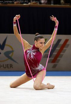 Rhythmic Gymnastics | Evgenia Kanaeva