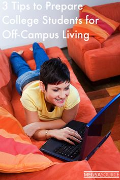 3 Tips to Prepare College Students for Off-Campus Living http://scl.io/fV9AWswW  @CORTFurniture #CORTatCollege #ad