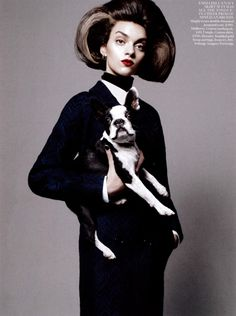 Best in Show Vogue UK, Aug 2012
