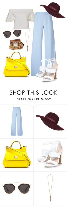 """70s hippie"" by soltys-dagmara on Polyvore featuring moda, Christopher Kane, Topshop, Dolce&Gabbana, Christian Dior, Roberto Cavalli, La Mer, women's clothing, women's fashion i women"