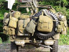 Portion of the proceeds to benefit military charity Ground-up restoration by expert collectors Loaded with period accessories and paraphernalia An. Military Jeep, Jeep Cj7, Old Jeep, Army Vehicles, Drum Brake, Sports Car Racing, Korean War, Four Wheel Drive, Foot Locker