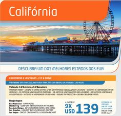 Garota eu vou pra Califórnia 😍 Viver a vida sobre a ondas ♪ Visite a Califórnia com a RumoNet Viagens! Acesse: http://www.rumonet.com.br