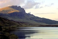 """Isle of Skye """"A must visit site in your life time""""  The most peaceful place on Earth."""