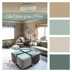 Rocky River paint color SW 6215 by Sherwin-Williams. View interior and exterior paint colors and color palettes. Get design inspiration for painting projects.