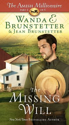 Book 4 in The Amish Millionaire series. Will be published in June 2016.