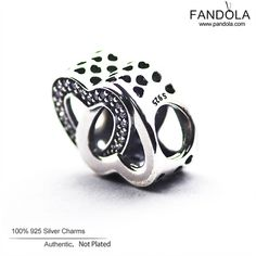Fits Pandora Charms Bracelet 925 Sterling-Silver-Jewelry DIY Entwined Love Charm Beads for Jewelry Making Free Shipping FL378
