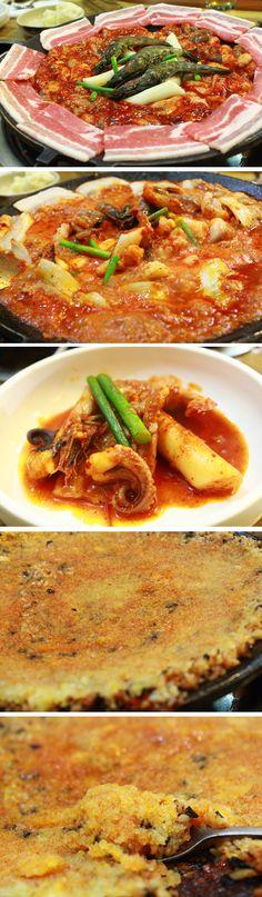 Short arm octopus and pork belly spicy bulgogi Filipino Food, Filipino Recipes, Asian Recipes, Bulgogi, Pork Belly, Korean Food, Octopus, Spicy, Arm