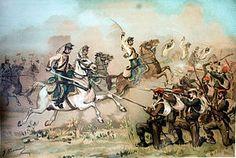 La tercera guerra carlista fue una guerra civil desarrollada en España entre 1872 y 1876, entre los partidarios de Carlos, duque de Madrid, pretendiente carlista (con el nombre de Carlos VII), y los gobiernos de Amadeo I, de la I República y de Alfonso XII.