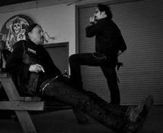 Chibs & Tig // Sons Of Anarchy
