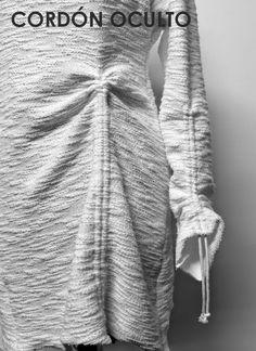 Cómo colocar cordones para fruncidos temporales: La Pantigana