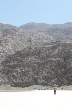 Death Valley National Park: Badwater Basin - Salt Flats