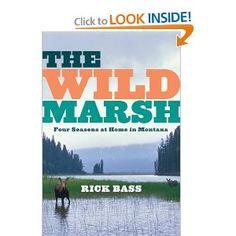 the wild marsh by rick bass