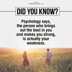 True Interesting Facts, Interesting Facts About World, Intresting Facts, Amazing Facts, Psychology Says, Psychology Fun Facts, Psychology Quotes, Personality Psychology, Psychology Facts About Love