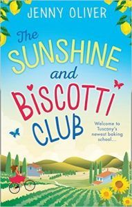 The Sunshine and Biscotti Club by Jenny Oliver Book Review - Synopsis, Summary, Rating, Review