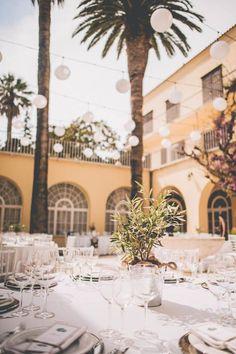 Olive theme Wedding Wedding planner: Weddings in Split Photo: Moon Weddings