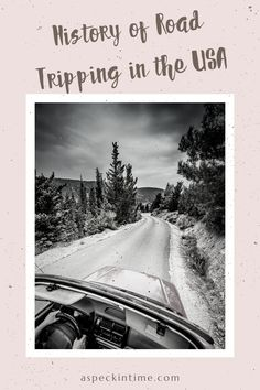 The history of road tripping in the USA is an entwined story of the evolution of roads, cars, and Americans' zeal for travel. Family Adventure, Adventure Travel, Jackson Name, Travel Around The World, Around The Worlds, Civil Rights Museum, New Mexico Road Trip, Hippie Movement, Little Miss Sunshine