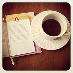 Jesus Calling and a Cup of Coffee. Perfection.