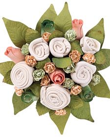 Baby bunch Bouquet of gifts for a new mom and baby!