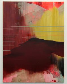 re:pin BKLYN contessa :: Saatchi Online Artist Sunyoung Hwang; Painting, In and out of a deep coma #art