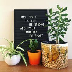 Goedemorgen! Veel succes vandaag  #HEMA #decoration #quote