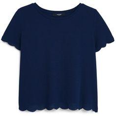 Denna bild valde jag för att jag vill att min t-shirt ska vara mörkblå, då blått är min favorit färg.