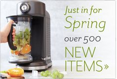 Just in for spring over 500 new items.