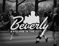 Beverly and its overwhelming Irish pride are synonymous, at least to the people that are familiar with the area. The Southside Irish Parade, the Irish bars that. Graphic Design Typography, Branding Design, Logo Design, Irish Last Names, Chicago Pictures, Nostalgic Images, Chicago Neighborhoods, Irish Pride, My Kind Of Town
