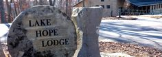 Lake Hope Lodge - Casual Dining in Southeast Ohio Colleage told me this place is delicious. Gotta check it out.