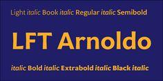 lft arnoldo font - Google Search