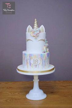 Cake Wrecks - Home - Sunday Sweets Goes FULLUNICORN