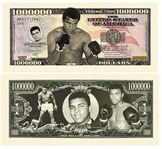 Limited Edition Muhammed Ali Million Dollar Bill In Curre... http://www.amazon.com/dp/B01GLOZAI0/ref=cm_sw_r_pi_dp_msWuxb02VGZYZ