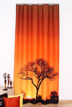 Hotový závěs na okno 3D s potiskem s africkým vzorem Curtains, Shower, Home Decor, Africa, Rain Shower Heads, Blinds, Decoration Home, Room Decor, Showers