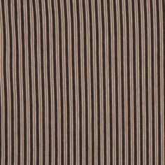 This is a heavy weight cotton denim with a woven stripe.