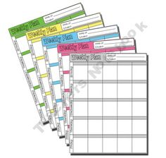 Free download -- curriculum & unit planner
