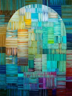 Karen Farmer art quilt