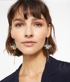 Drop Earrings, Jewelry, Fashion, Jewellery Making, Moda, Jewerly, Jewelery, Fashion Styles, Drop Earring