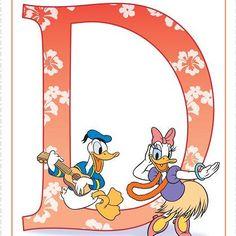 Disney Alphabet Printables | Printables | Spoonful