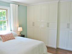 Creative Bedroom Closet Doors and Ideas