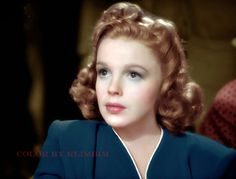 "Judy Garland in ""Ziegfeld Girl"" (1941)"