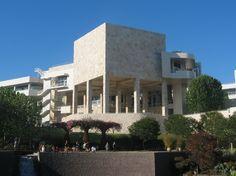 Getty Center_progetto di Richard Meier & Partners (1997)
