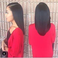 Had to repost Cus this is so bomb Natural hair Shampoo | silk press Stylist - @meagandoesmyhair ��...