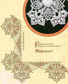 Мастера и умники: Красивые схемы обвязки края каймой