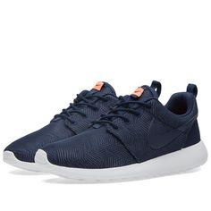 Nike W Roshe One Moire (Obsidian   White) Skor 4372716a07c99