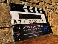 Earlier this week, Disney announced that shooting had officially begun on Pirates of the Caribbean: Dead Men Tell No Tales. *-*