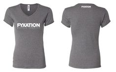Women's Fyxation Bicycle Company Logo T-Shirt