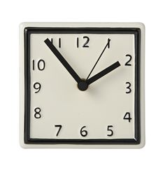 I am thinking about having the base shape for my clock, a square