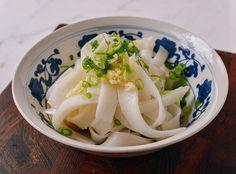 Homemade Rice Noodles, by thewoksoflife.com