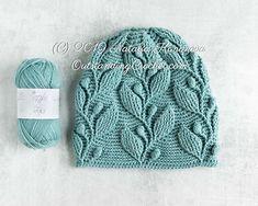 Ravelry: Climbing Vine Hat pattern by Natalia Kononova